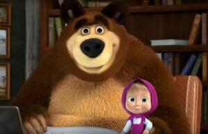 Реклама Аптека ру — Маша и Медведь (2019)