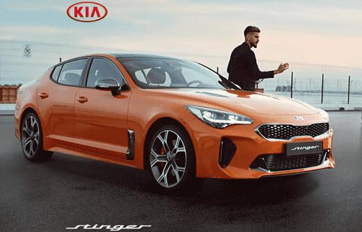 Реклама KIA Stinger — Реальный красава! (2019)