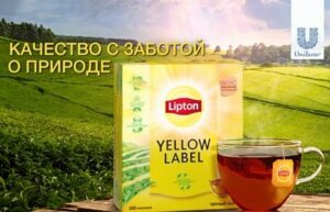 Read more about the article Реклама Липтон — Качество с заботой о природе (2019)