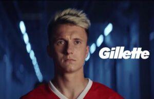 Реклама Gillette — Лучше тебя мужчины нет (Головин) (2019)