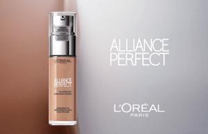 Реклама LOreal Paris Alliance Perfect — Тональный крем (2019)