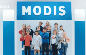Реклама Модис — Осенняя Back to school (2019)