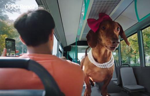 Реклама Oppo Reno2 — Зумируй мечту (2019)