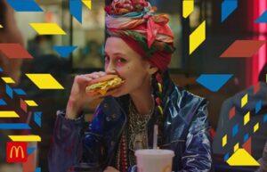 Реклама МакДональдс — Украинские бургеры (Alina Pash) (2019)