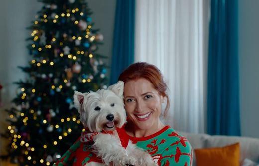 Реклама корма Цезарь — Свитера для собаки и себя (2019)