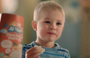 Реклама Агуша — Хлебцы (2019)