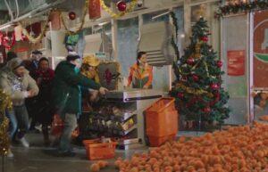Реклама Дикси новогодняя — Мандарины (2019)
