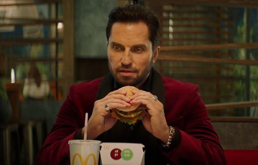 Реклама МакДональдс с легендарным Реввой (2020)