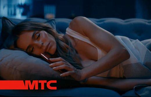 Реклама МТС с Хилькевич и Дедом Морозом — Кэшбэк (2019)