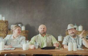 Реклама Село Зелёное — Слишком много молока (2020)