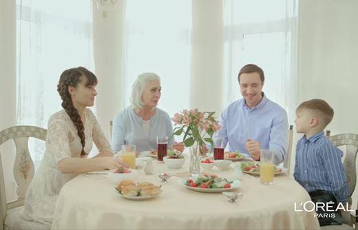 Реклама LOreal — 8 марта (ua) (2020)