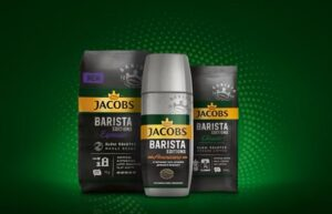 Реклама Jacobs Barista Editions (ua) (2020)