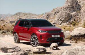 Реклама Land Rover Discovery Sport — Черепаха (2020)