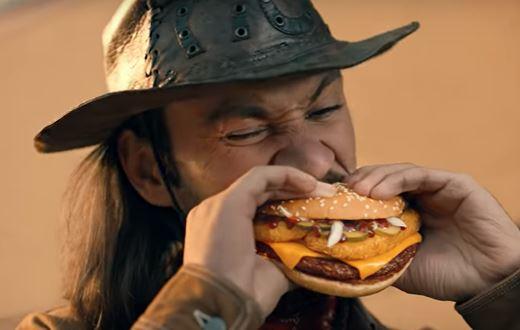 Реклама МакДональдс — Биг Техас (UA) (2020)