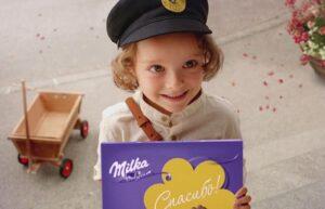 Реклама Milka — Конфеты с сообщениями (2020)
