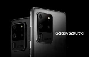Реклама Samsung Galaxy S20 Ultra — (2020)