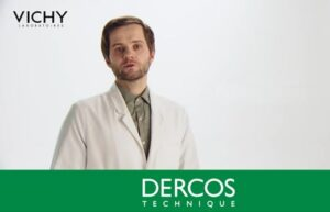 Реклама шампуня Vichy Dercos — Против перхоти (ua) (2020)
