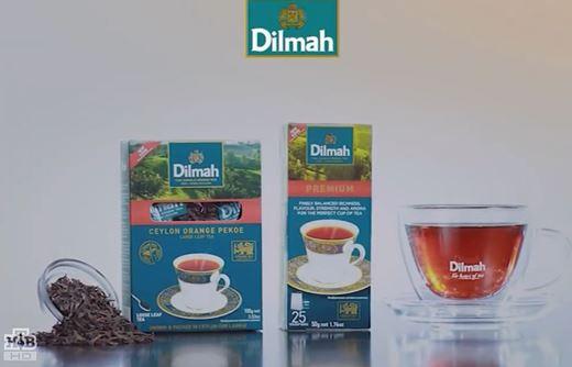 Реклама чая Дилма (2020)