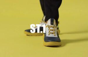 Реклама ecco ST1 — Комфорт в цветах (2020)