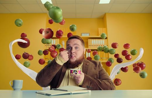 Реклама Fruttis Нуттис — Дмитрий Красилов (Little Big Пухляш) (2020)
