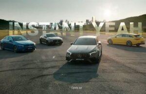 Реклама Mercedes AMG – Сразу ДА! (2020)