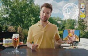 Реклама Amstel — Натур Лемон (2020)