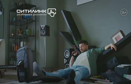 Реклама Ситилинк с Галустяном — VR очки (2020)