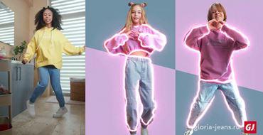 Реклама Gloria Jeans — Создай свой стиль (2021)