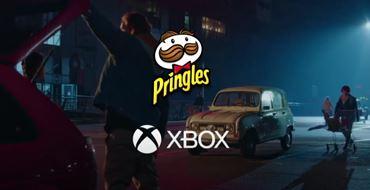 Реклама Pringles Xbox — Акция (2021)