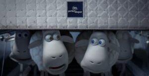 Реклама Askona Serta — Овцы (2021)