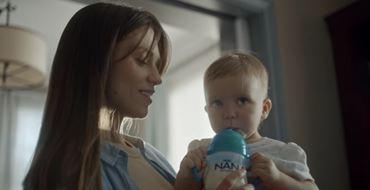 Реклама NAN 3 — Индивидуальная забота о малыше (2021)