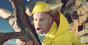 Реклама Lipton с Хрусталёвым (2021)