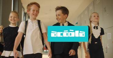 Read more about the article Реклама Acoola — Школьная коллекция (2021)
