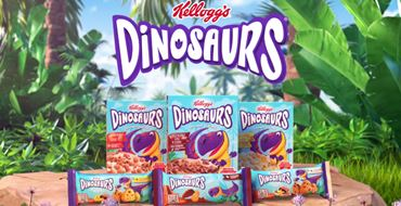 Read more about the article Реклама Kelloggs Dinosaurs (2021)