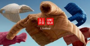 Read more about the article Реклама UNIQLO — Коллекция ультралегких пуховиков (2021)