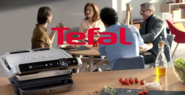 Read more about the article Реклама Tefal — OptiGrill Elite (2021)