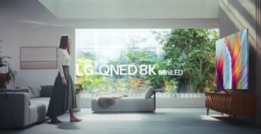 Read more about the article Реклама LG QNED Mini 8K LED (2021)